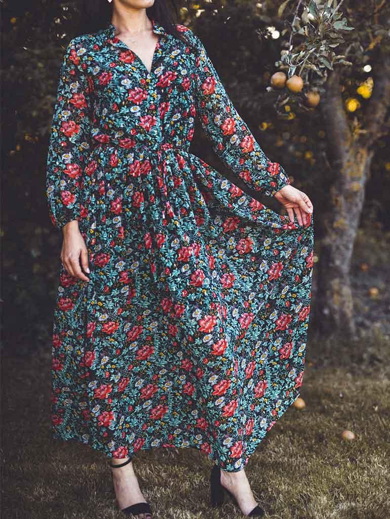 Amla fleurie
