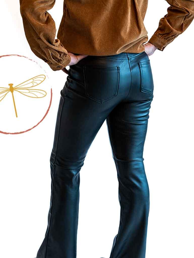 Pantalon Flare