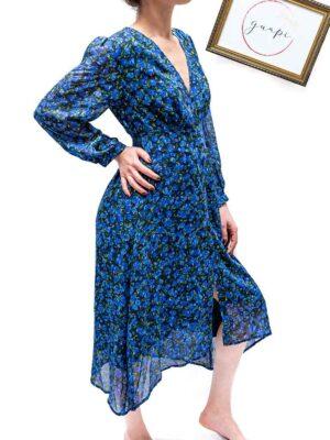 Robe Neti bleue