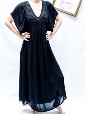 Robe Nomade noire